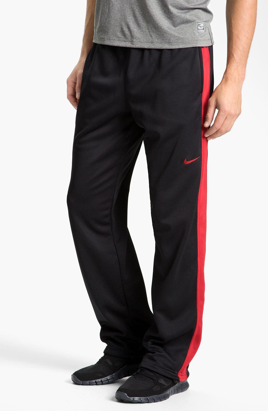 Alternate Image 1 Selected - Nike 'KO' Fleece Training Pants