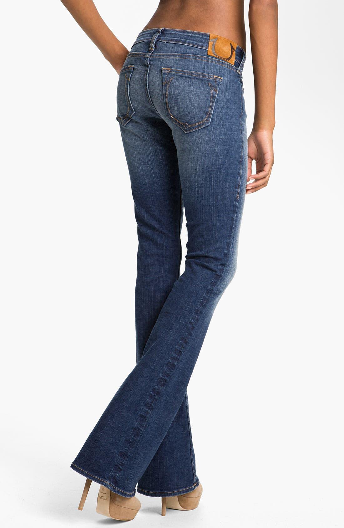 Alternate Image 2  - True Religion Brand Jeans 'Bobby' Bootcut Jeans (Del Mar Medium)
