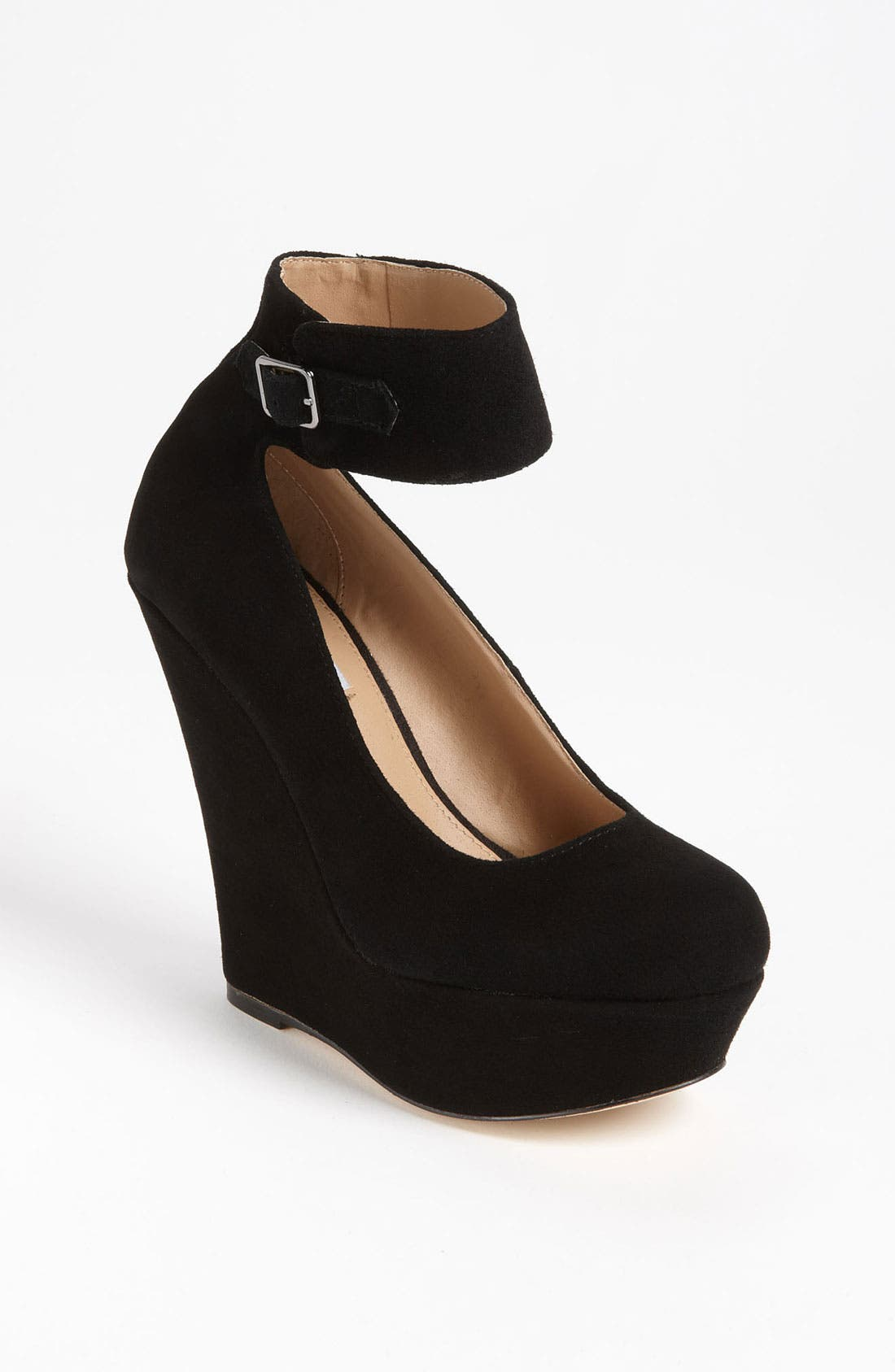 Alternate Image 1 Selected - Steve Madden 'Pattii' Wedge Pump