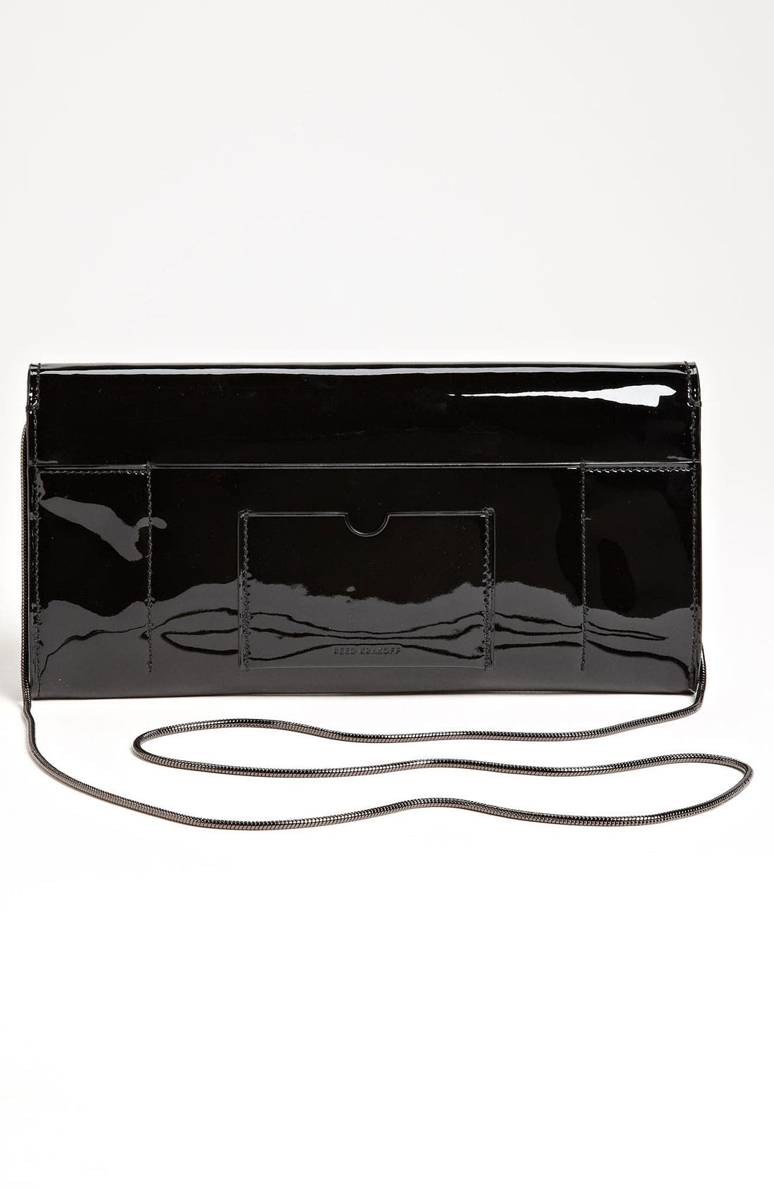 Alternate Image 4  - Reed Krakoff 'Standard' Patent Leather Clutch