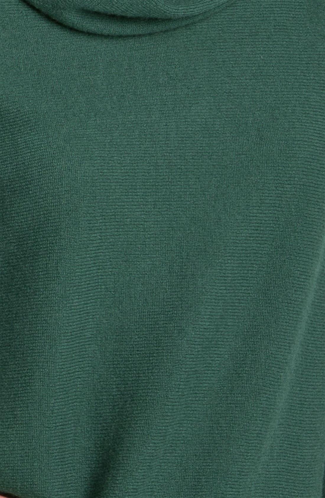 Alternate Image 3  - Vince Cowl Neck Cashmere Sweater