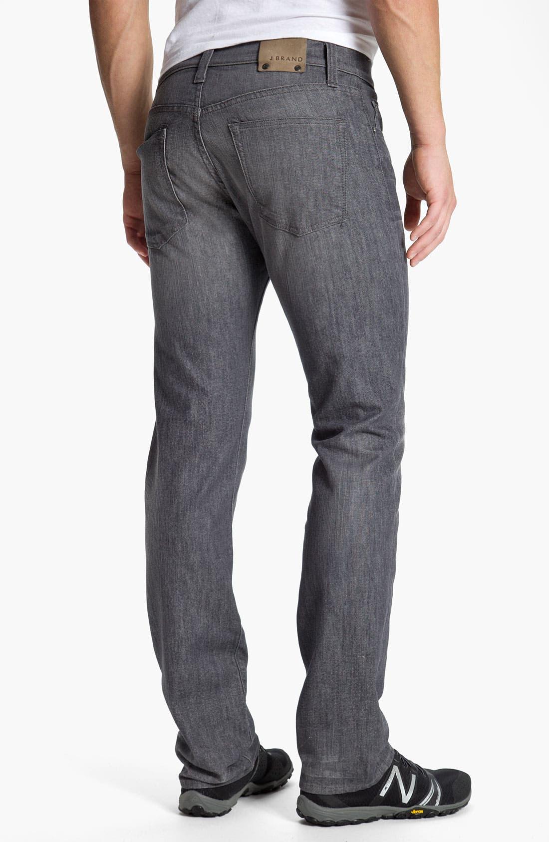 Alternate Image 1 Selected - J Brand 'Kane' Slim Fit Jeans (Ricochet) (Save Now through 12/9)
