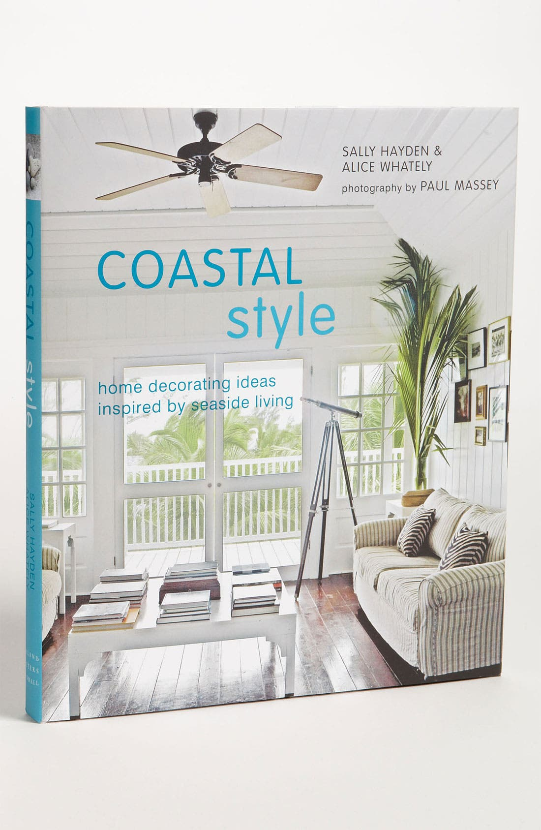 Alternate Image 1 Selected - 'Coastal Style' Interior Decorating Book