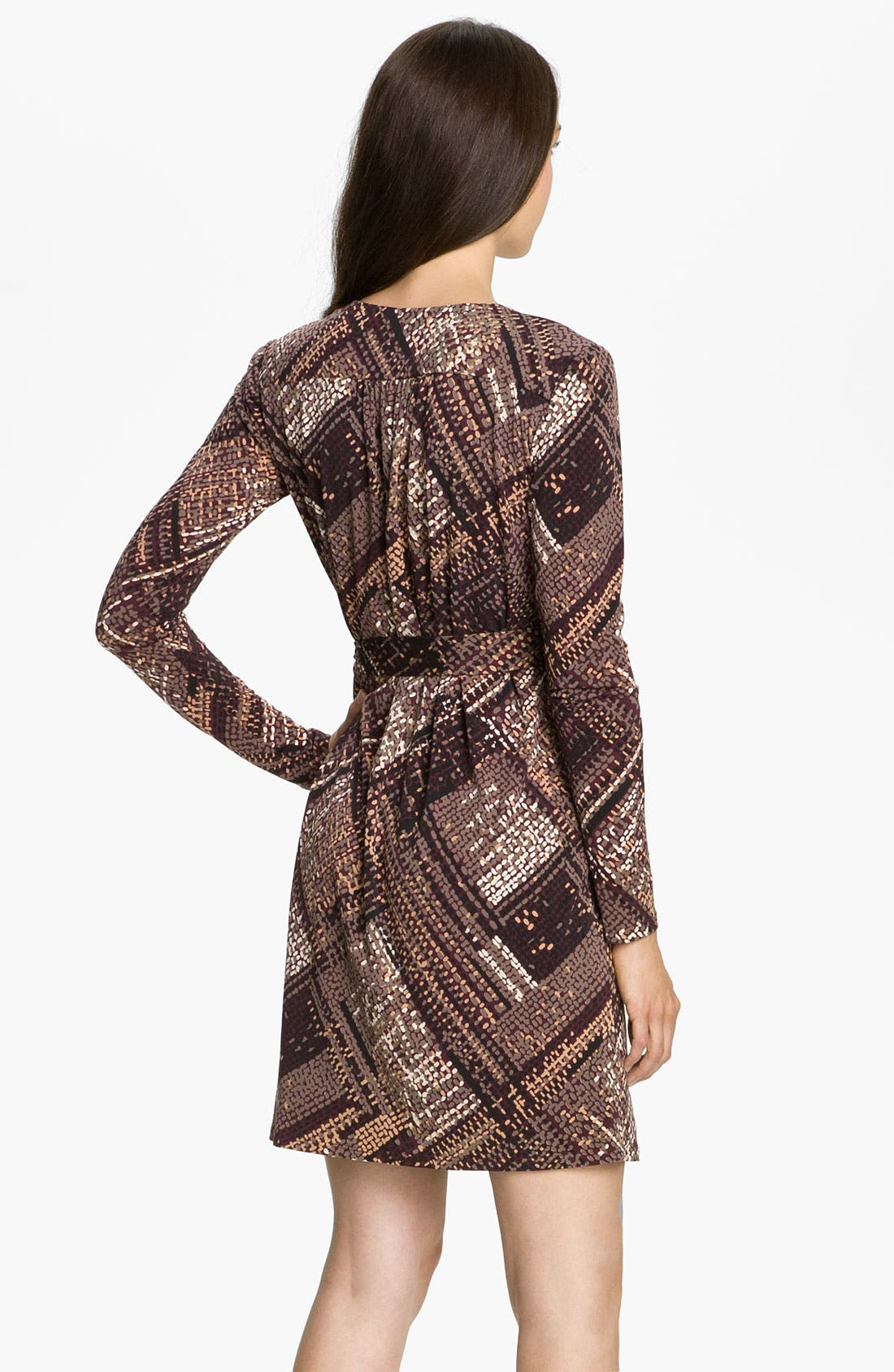 Alternate Image 2  - Trina Turk 'Dinah' Printed Jersey Wrap Dress