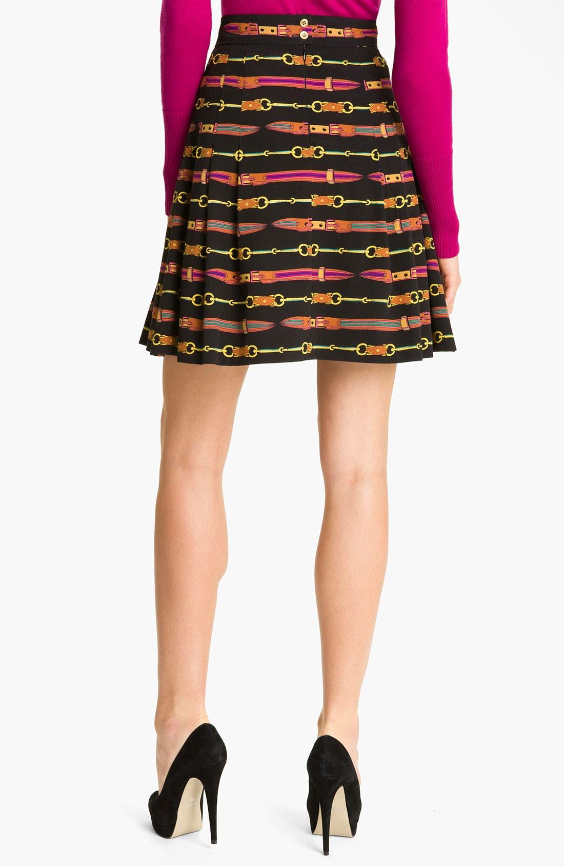 Alternate Image 2  - Nanette Lepore 'Thoroughbred' Skirt