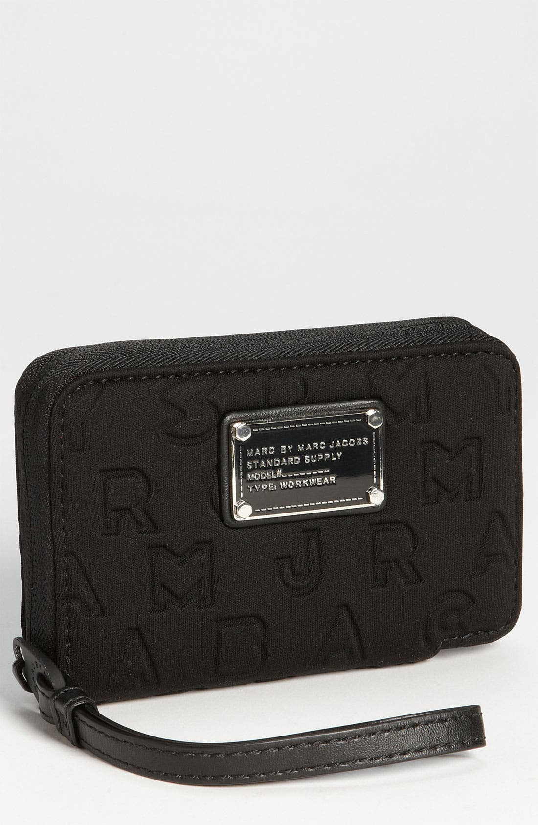 Main Image - MARC BY MARC JACOBS 'Dreamy - Wingman' iPhone Wallet