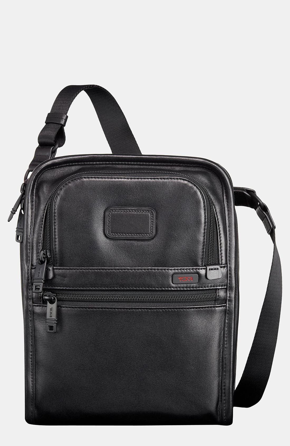Main Image - Tumi 'Alpha' Organizer Travel Leather Tote