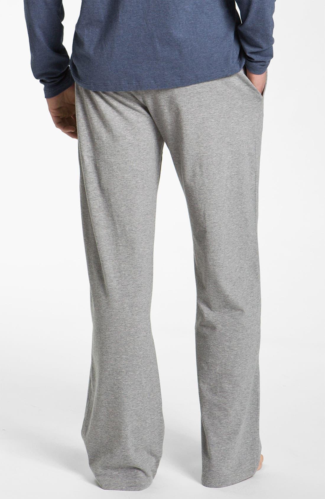 Alternate Image 4  - BOSS 'Innovation 5' Lounge Pants