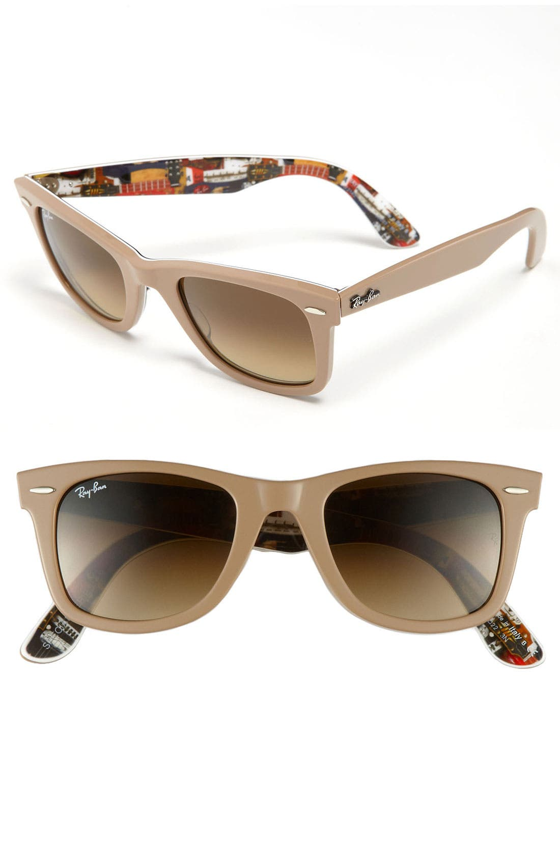 Main Image - Ray-Ban 'Guitar Wayfarer' 50mm Sunglasses