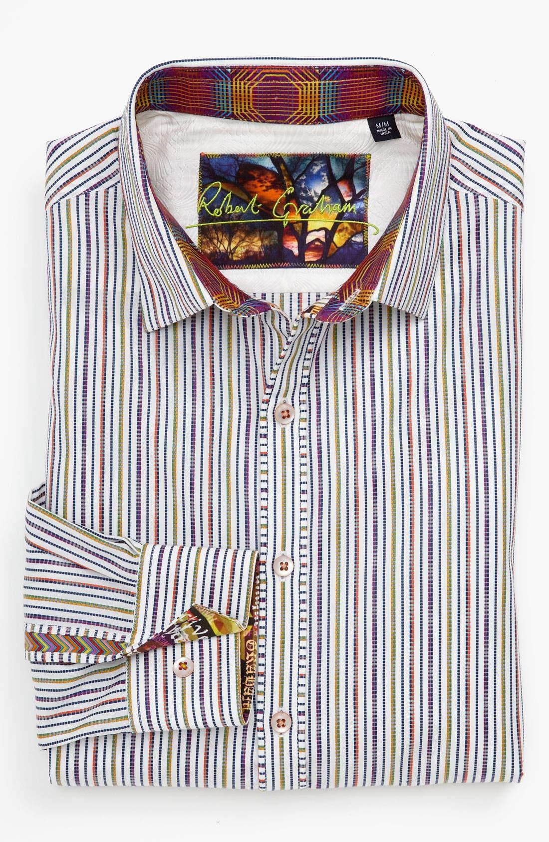 Alternate Image 2  - Robert Graham 'Lemans' Sport Shirt