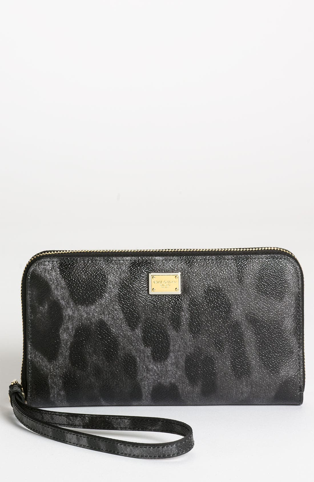 Main Image - Dolce&Gabbana Zip Around Wristlet