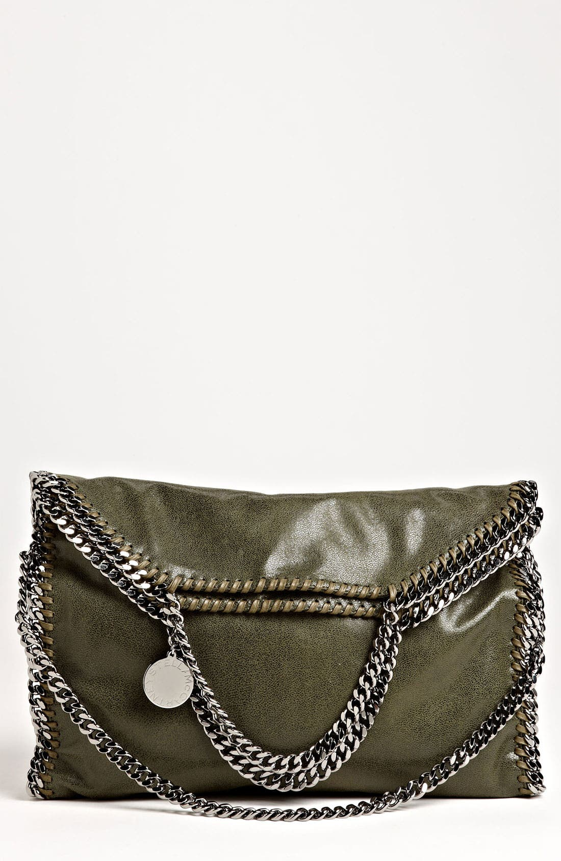 Alternate Image 1 Selected - Stella McCartney 'Falabella' Shaggy Deer Foldover Tote