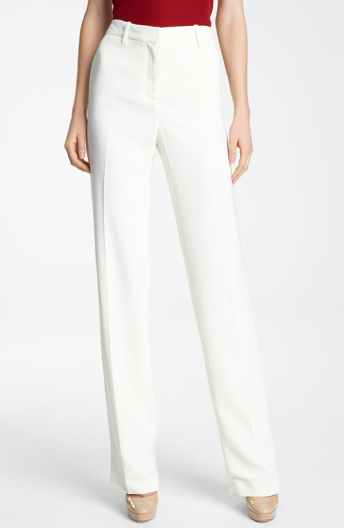 Alternate Image 1 Selected - Reed Krakoff Slim Pants