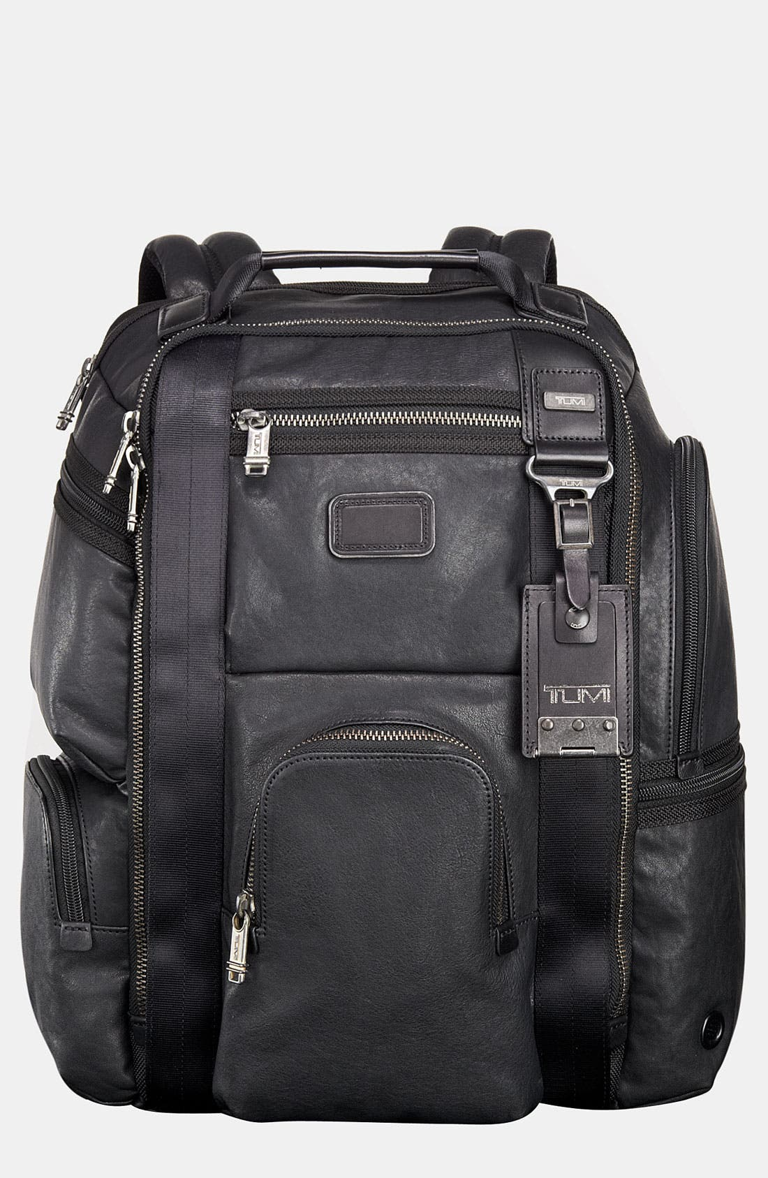 Main Image - Tumi 'Alpha Bravo - Kingsville' Deluxe Leather Briefpack®