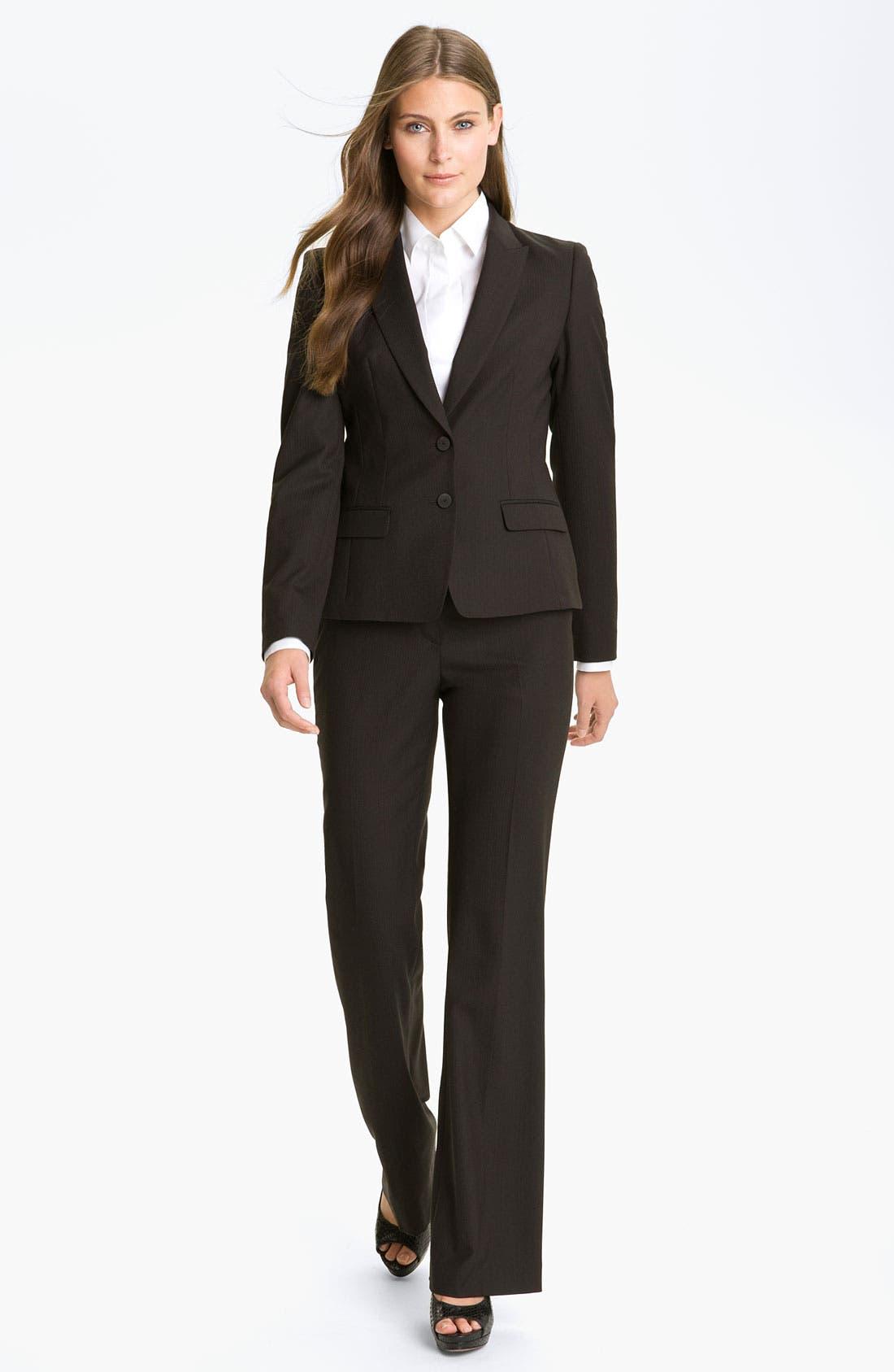 Alternate Image 4  - BOSS Black 'Tulia' Pants