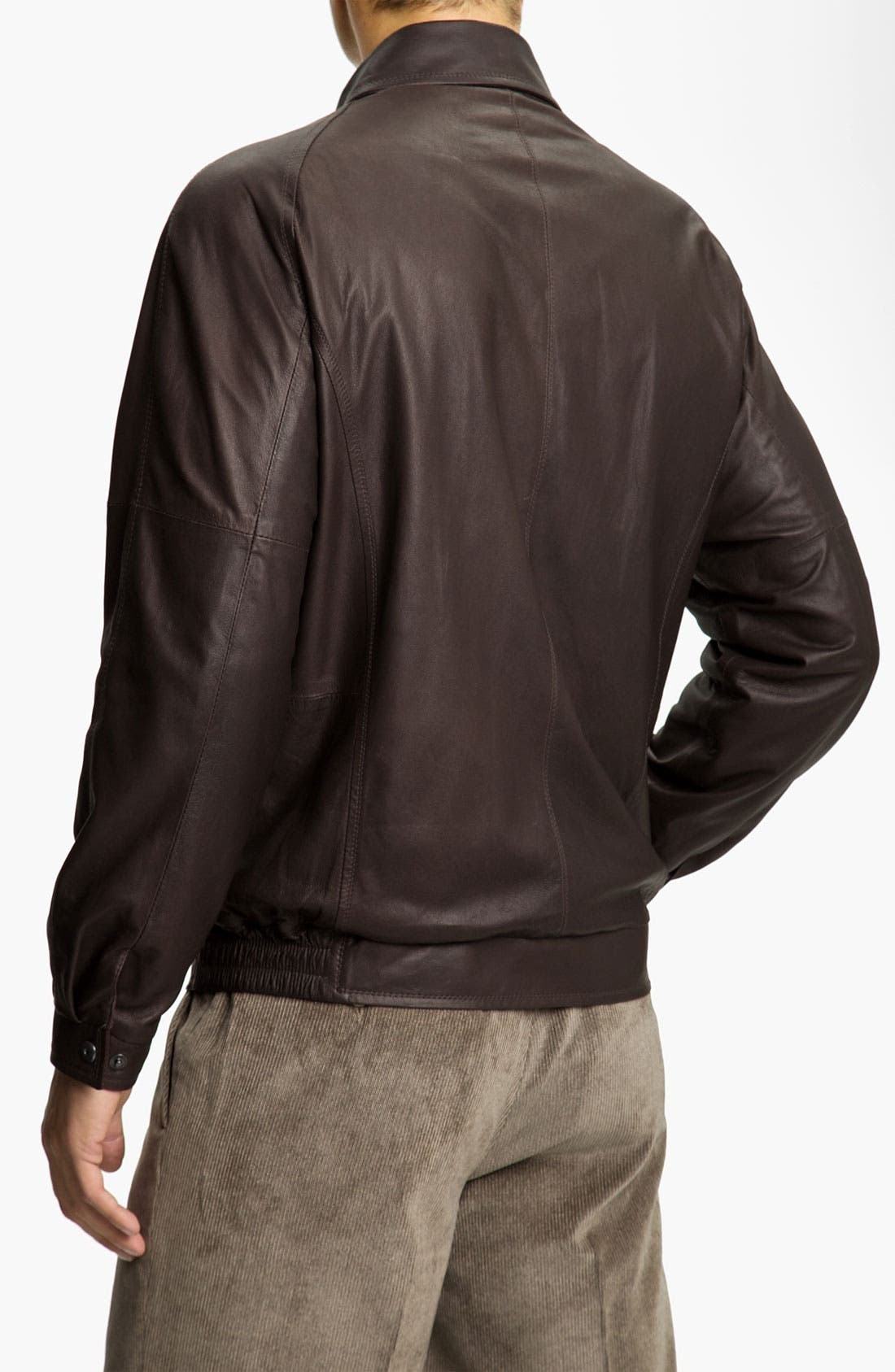 Alternate Image 2  - Remy Leather 'Lite' Lambskin Leather Jacket