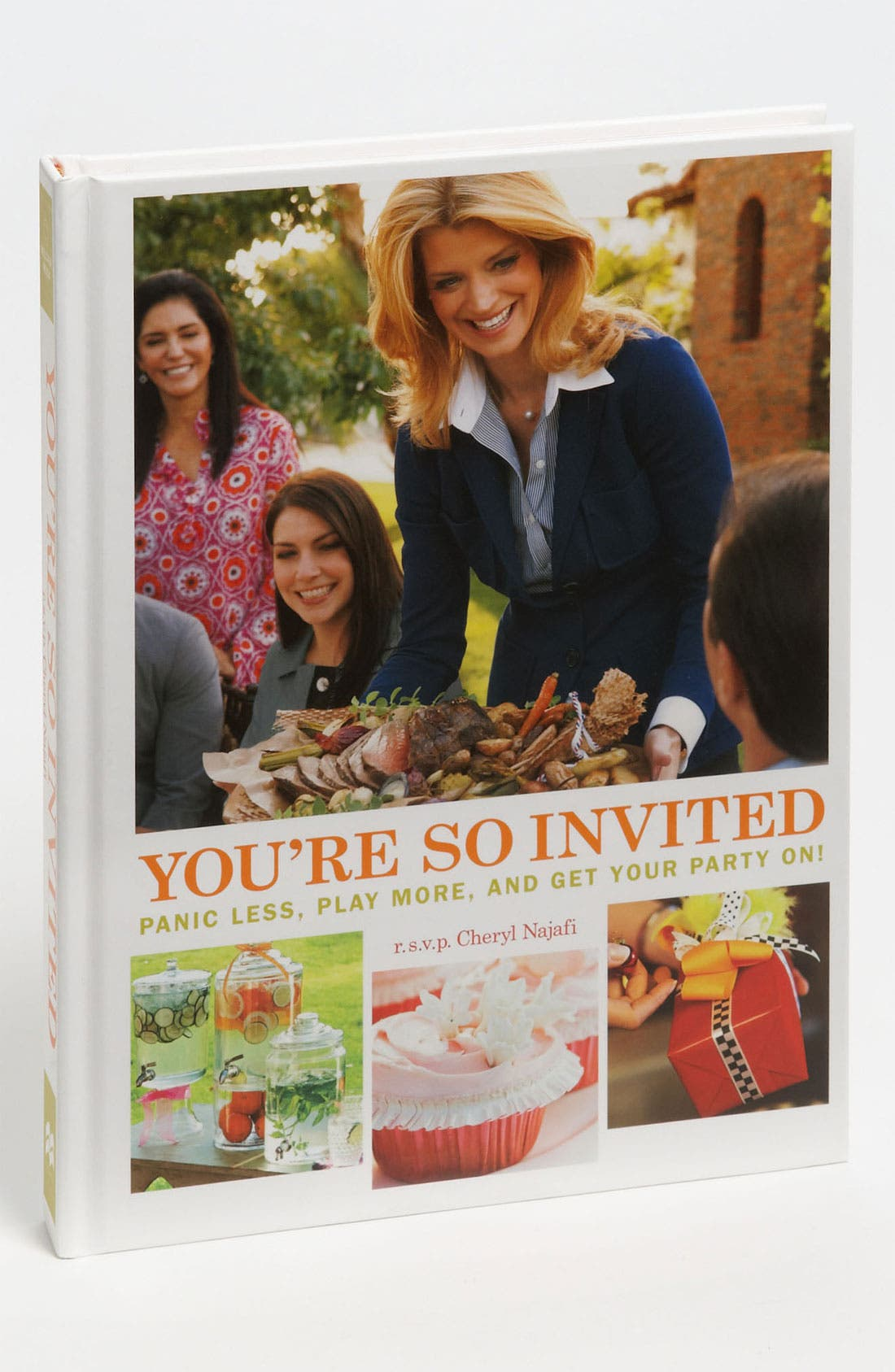 Alternate Image 1 Selected - 'You're So Invited' Party Planning Book