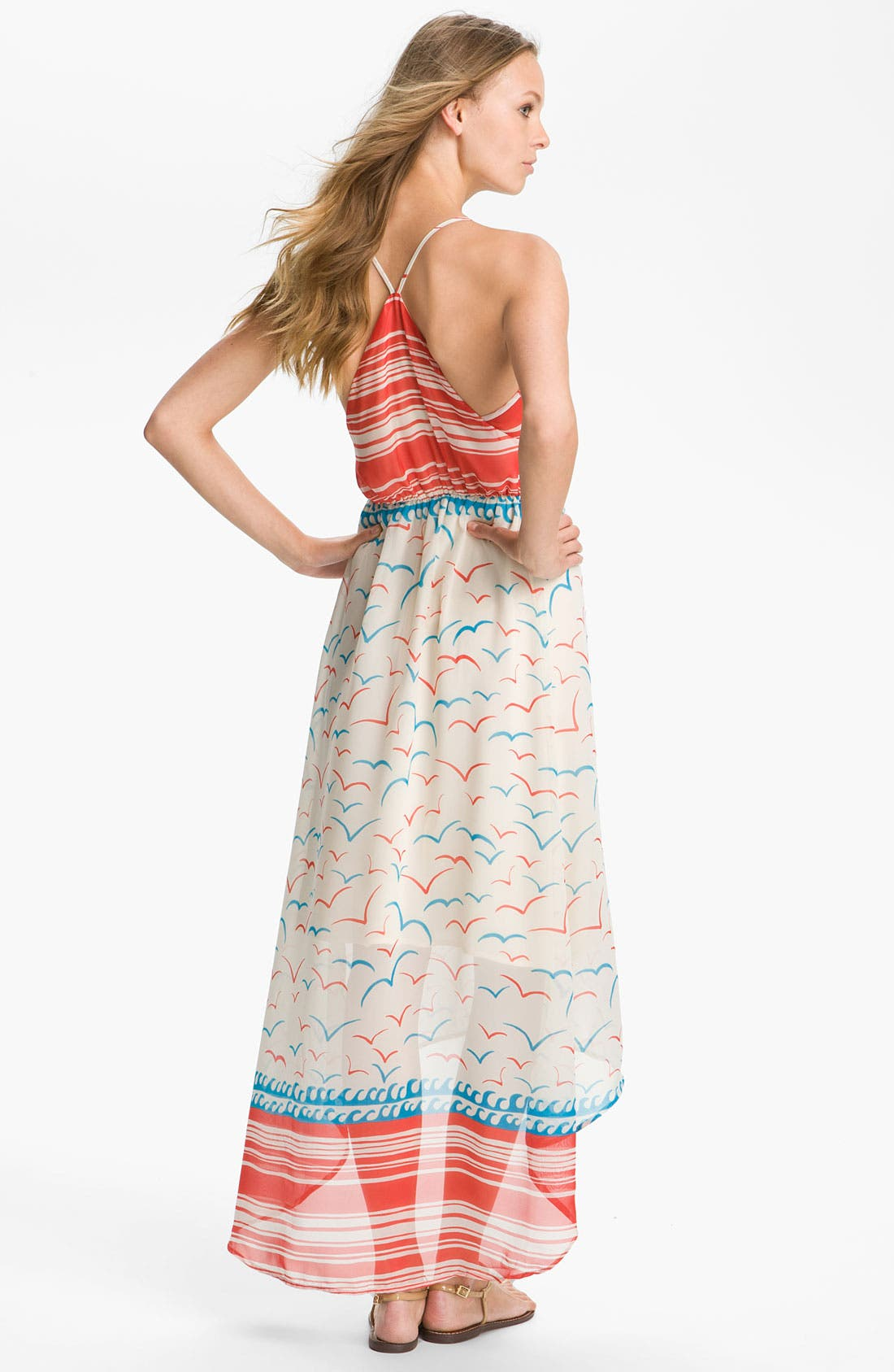 Alternate Image 2  - Collective Concepts Seaside Maxi Dress