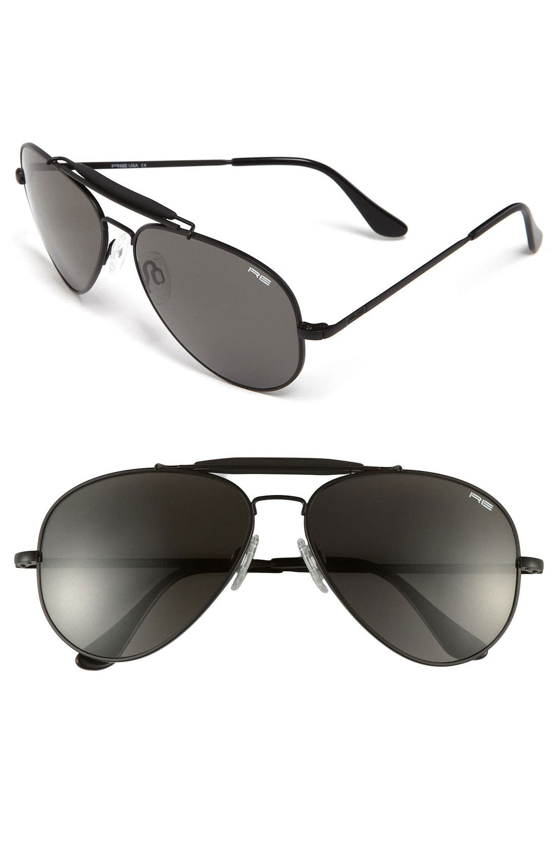 Main Image - Randolph Engineering 'Sportsman' 61mm Polarized Sunglasses
