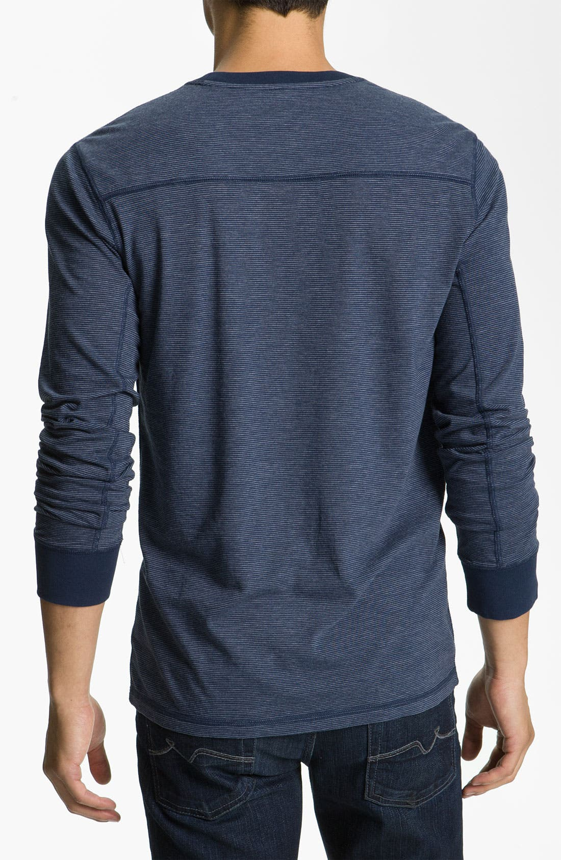Alternate Image 2  - 7 For All Mankind® Crewneck T-Shirt