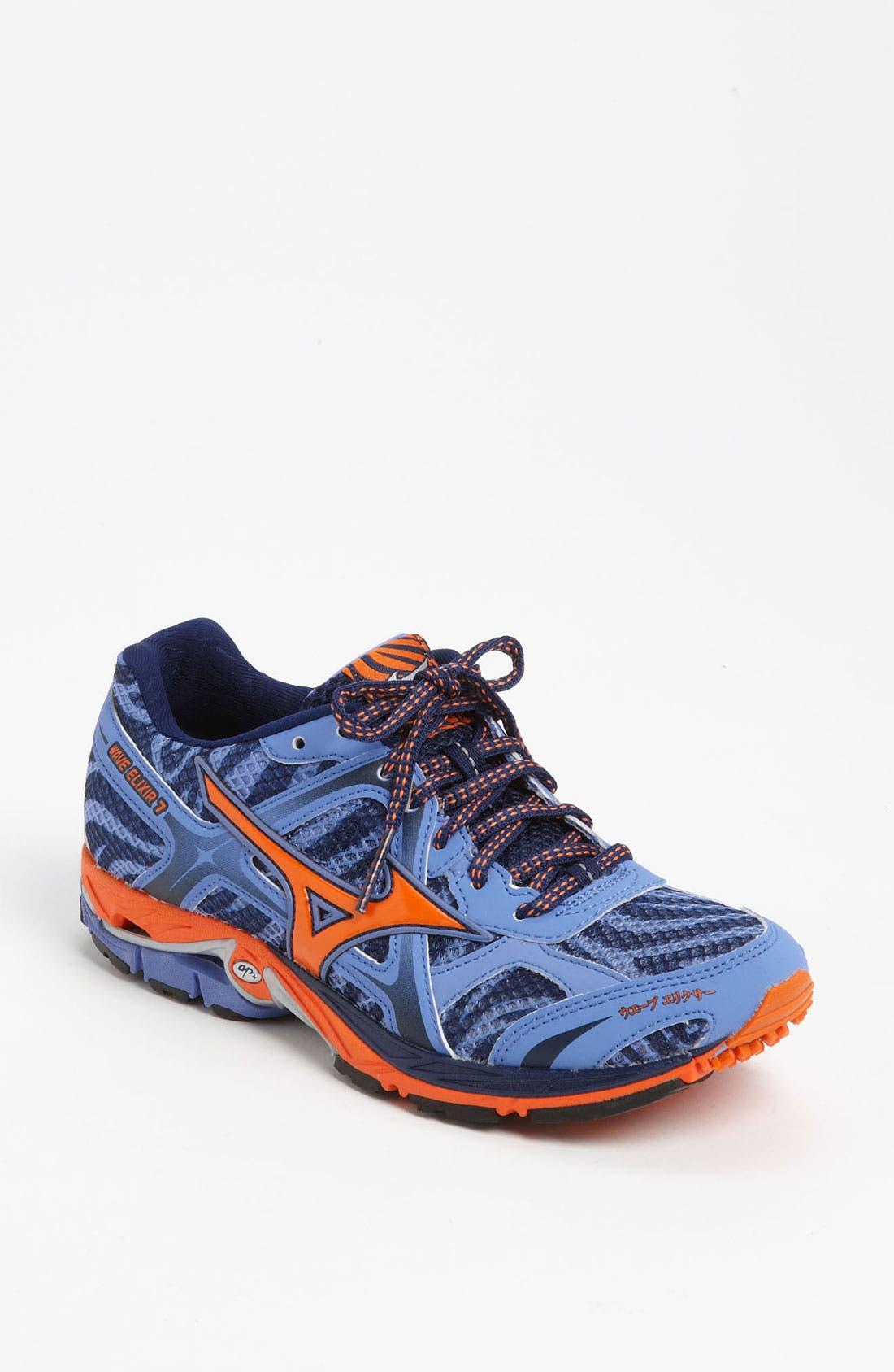 Alternate Image 1 Selected - Mizuno 'Wave Elixir 7' Running Shoe (Women) (Regular Retail Price: $119.95)