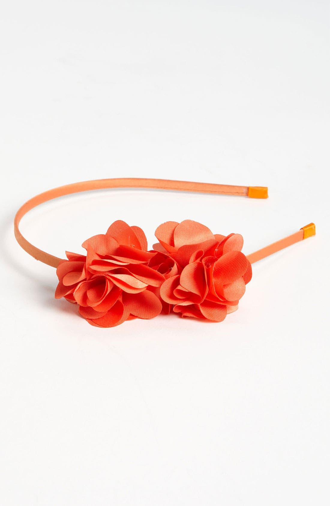Alternate Image 1 Selected - Tasha 'Flirty Floral' Headband