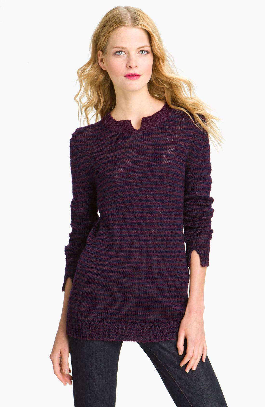 Alternate Image 1 Selected - Theory 'Aegea B. - Athos' Stripe Sweater