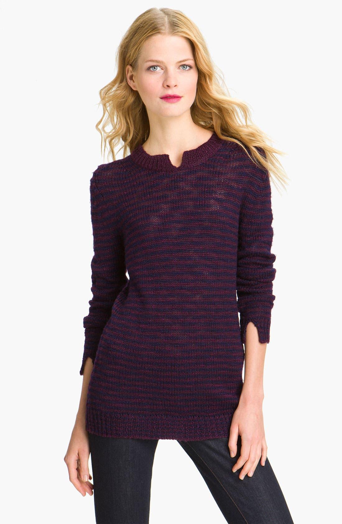 Main Image - Theory 'Aegea B. - Athos' Stripe Sweater