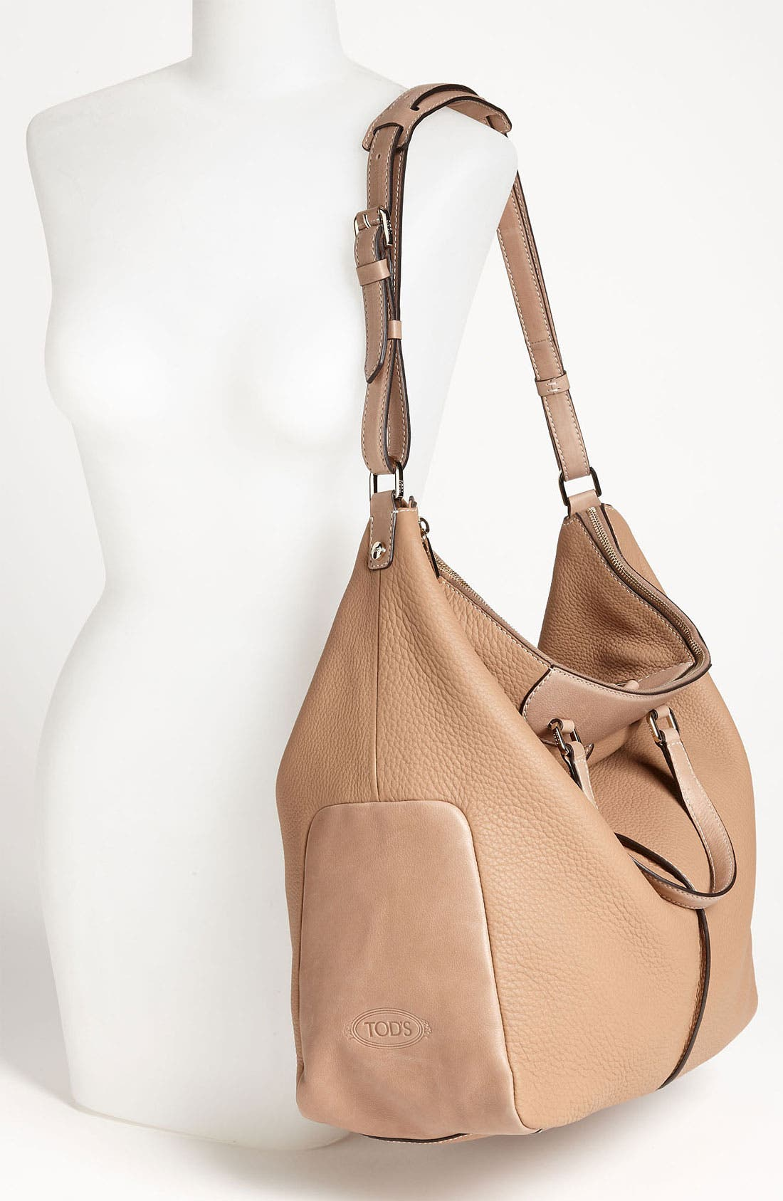 Alternate Image 2  - Tod's 'Classic Miky - Large' Leather Tote