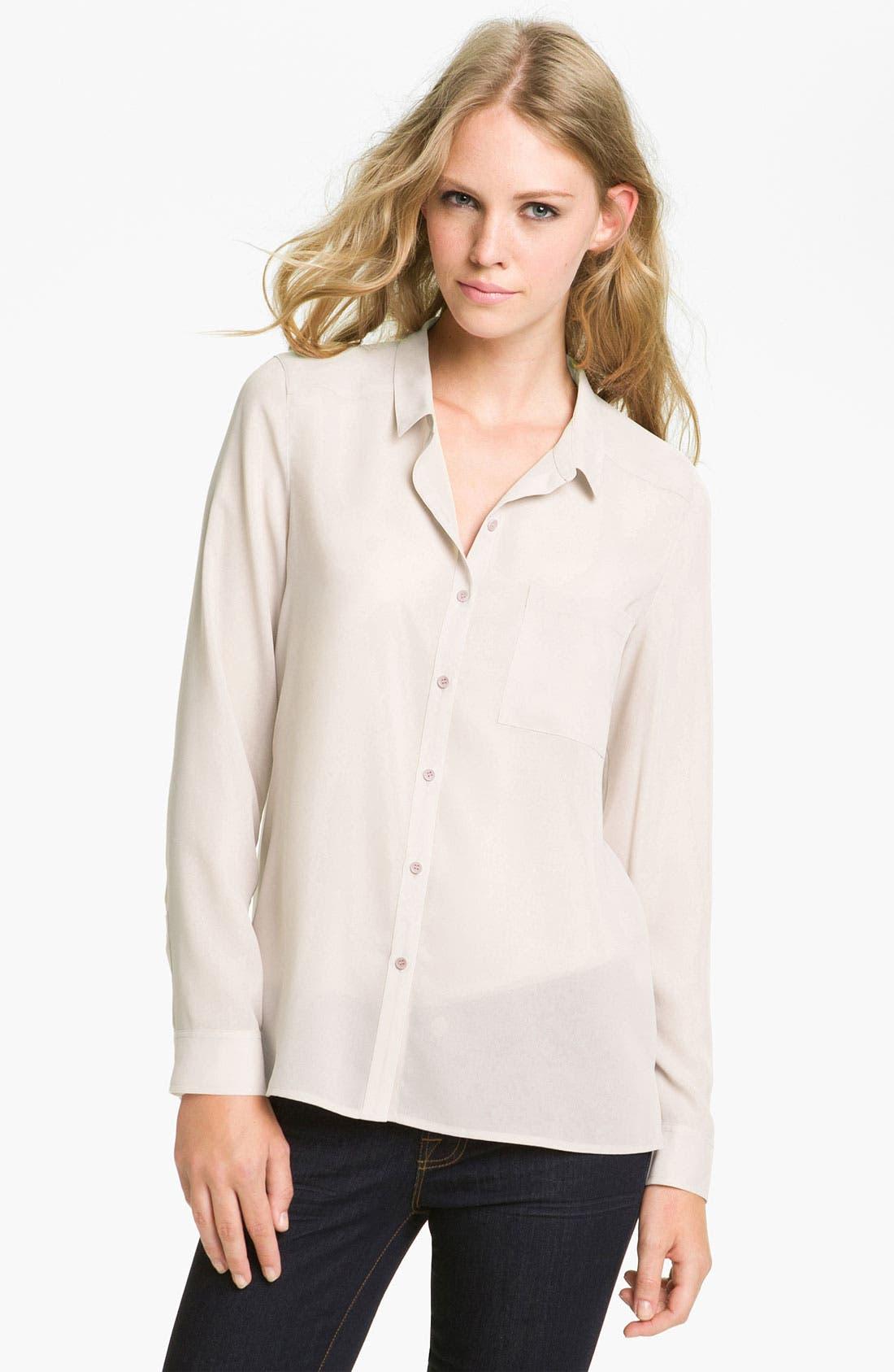 Alternate Image 1 Selected - Trouvé Pocket Shirt