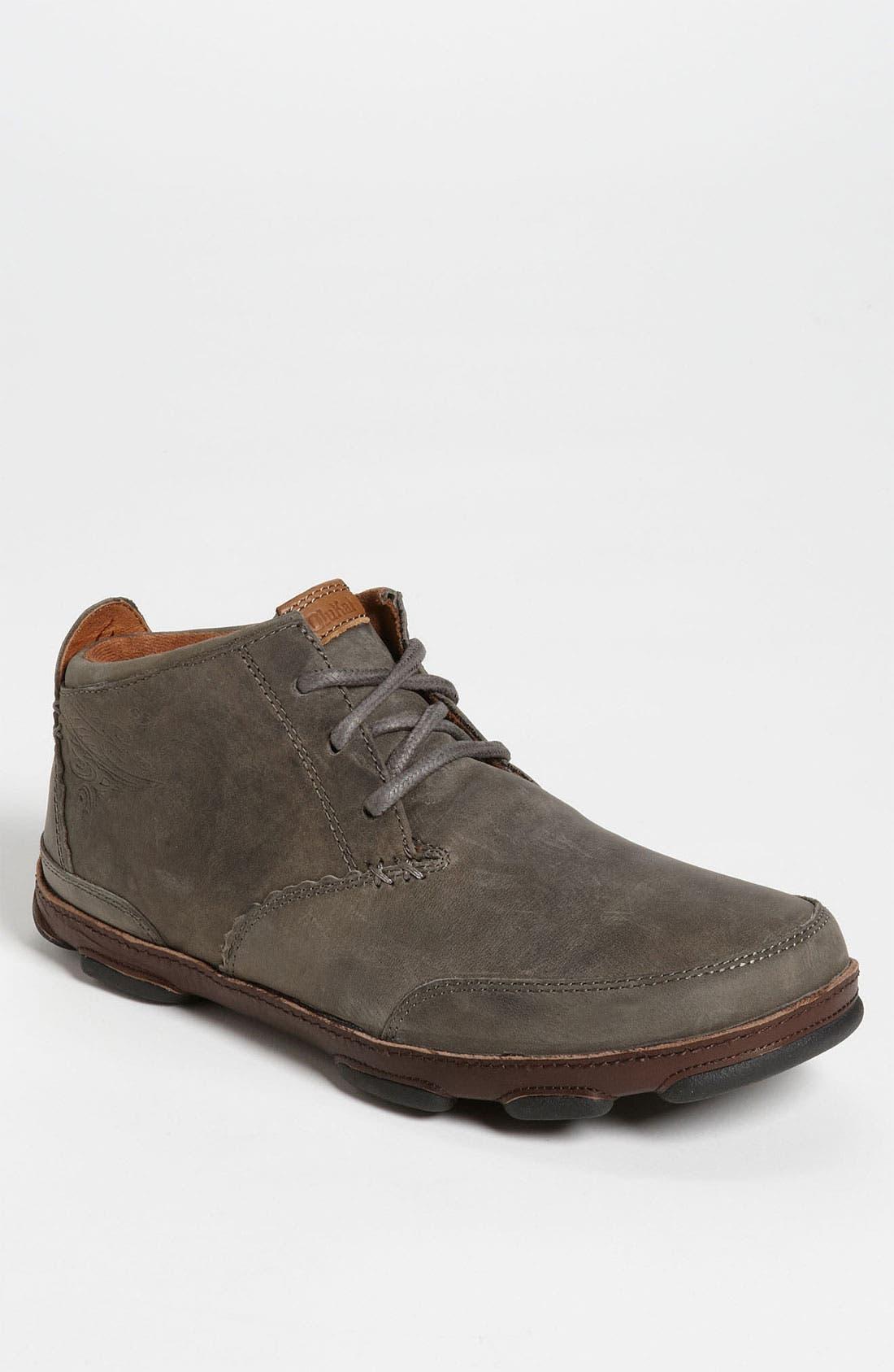 Alternate Image 1 Selected - OluKai 'Kamuela' Ankle Boot (Men)