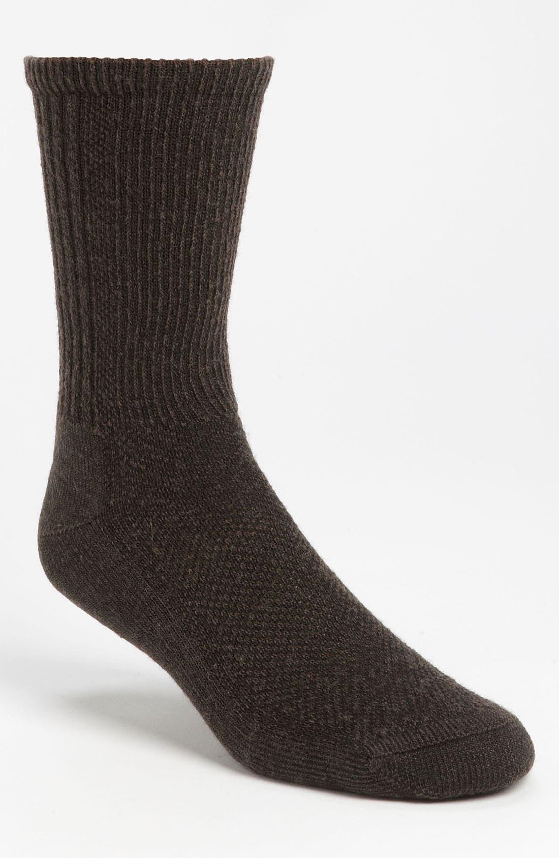 Alternate Image 1 Selected - Smartwool 'Hiker' Crew Socks (Men)