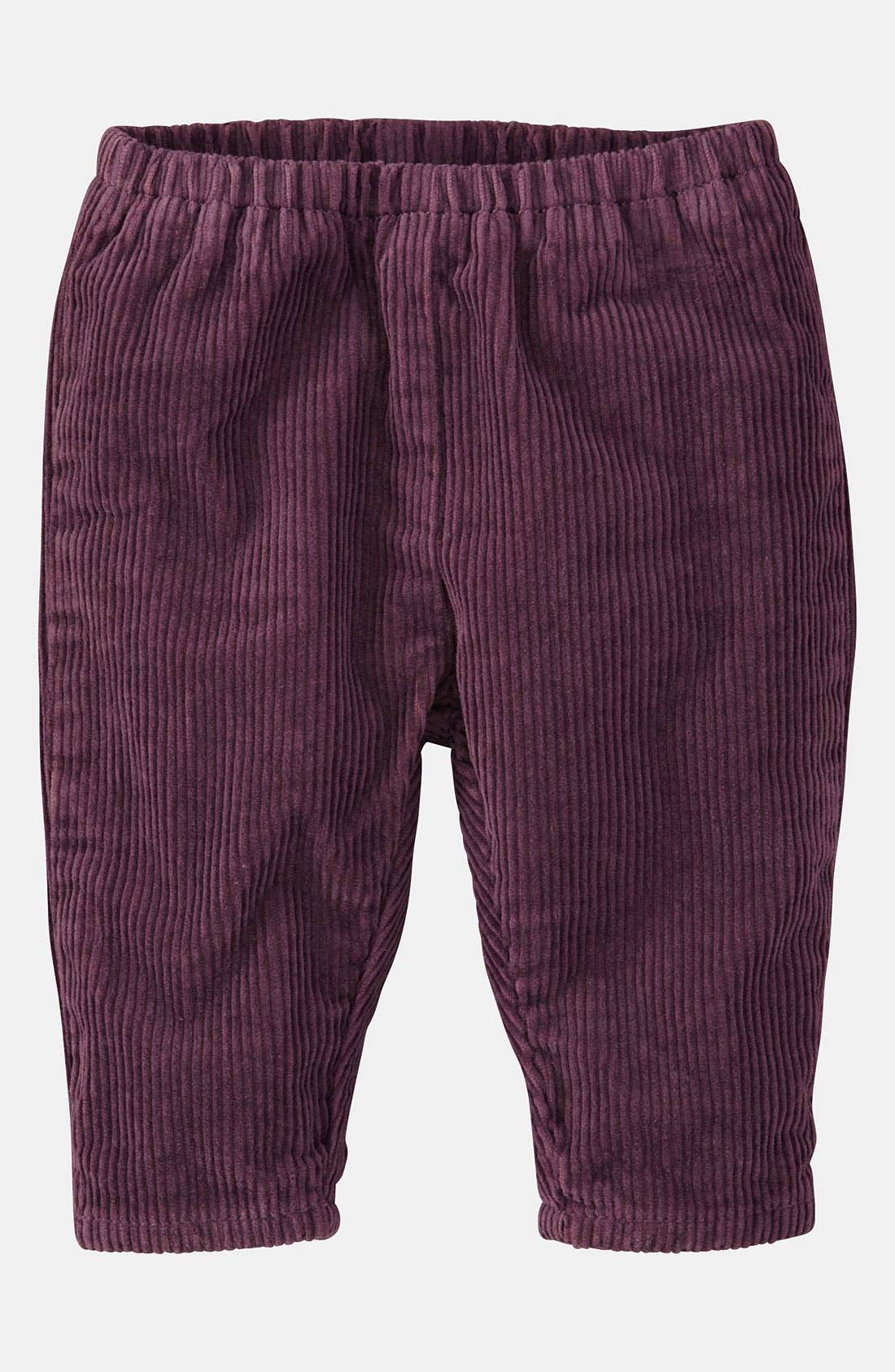 Main Image - Mini Boden Corduroy Pants (Infant)