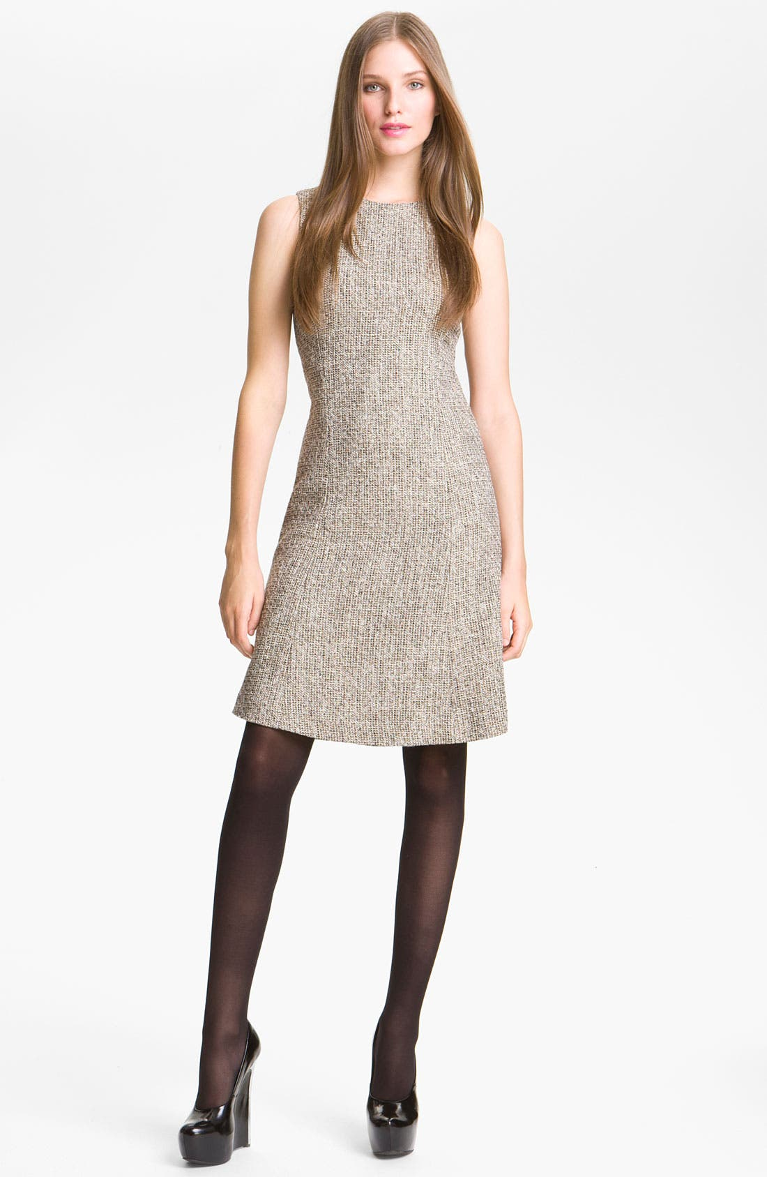 Main Image - Theyskens' Theory 'Daxie Fatik' Dress