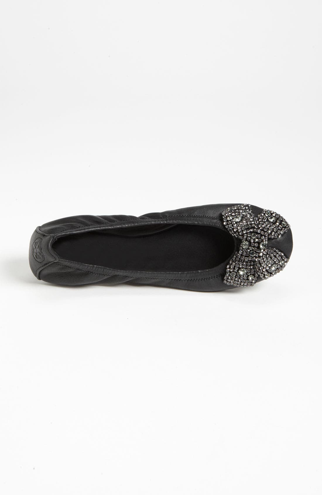 Alternate Image 3  - Tory Burch 'Eddie' Bow Flat
