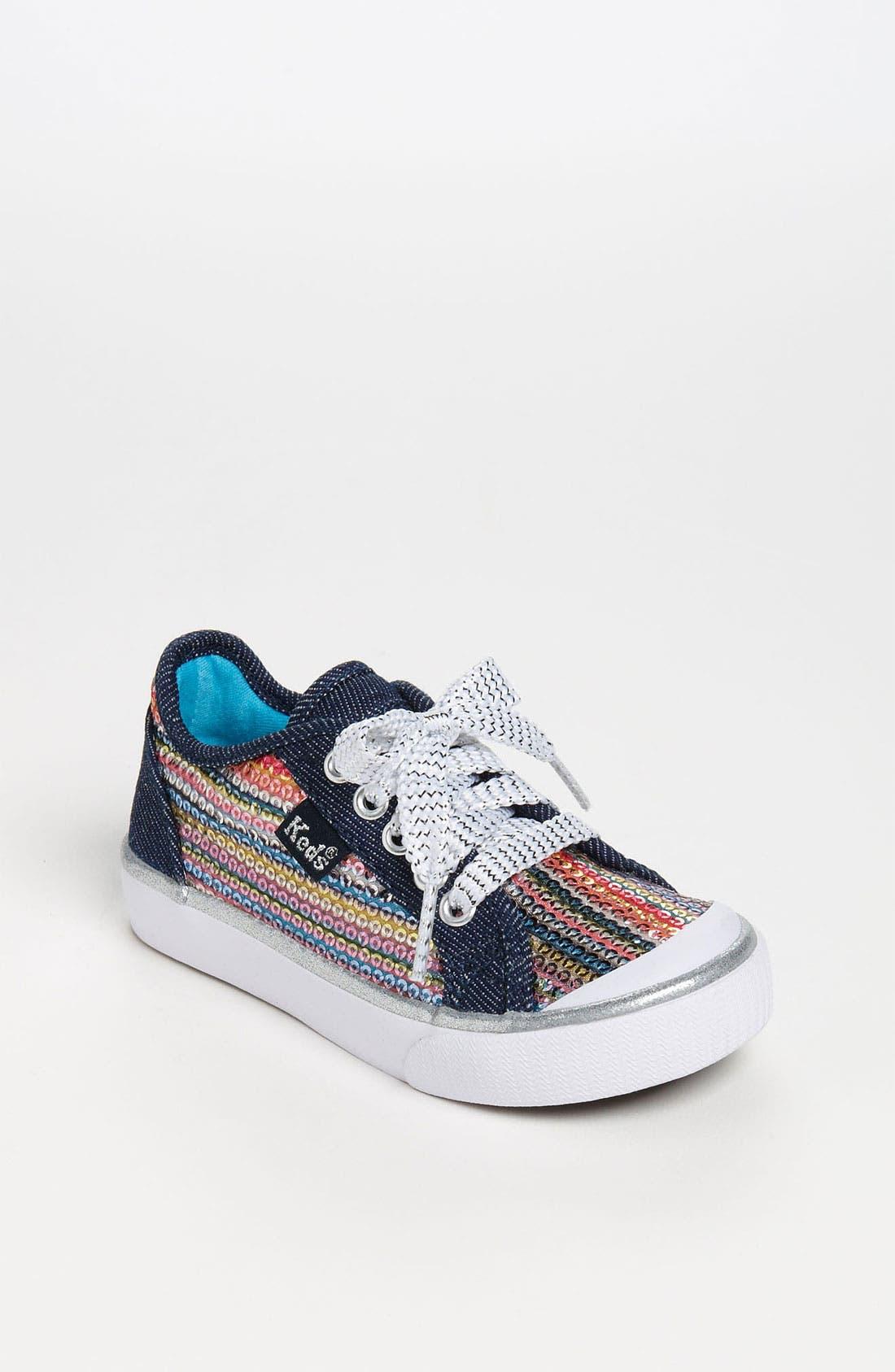 Alternate Image 1 Selected - Keds® 'Brilliance' Sneaker (Walker & Toddler)