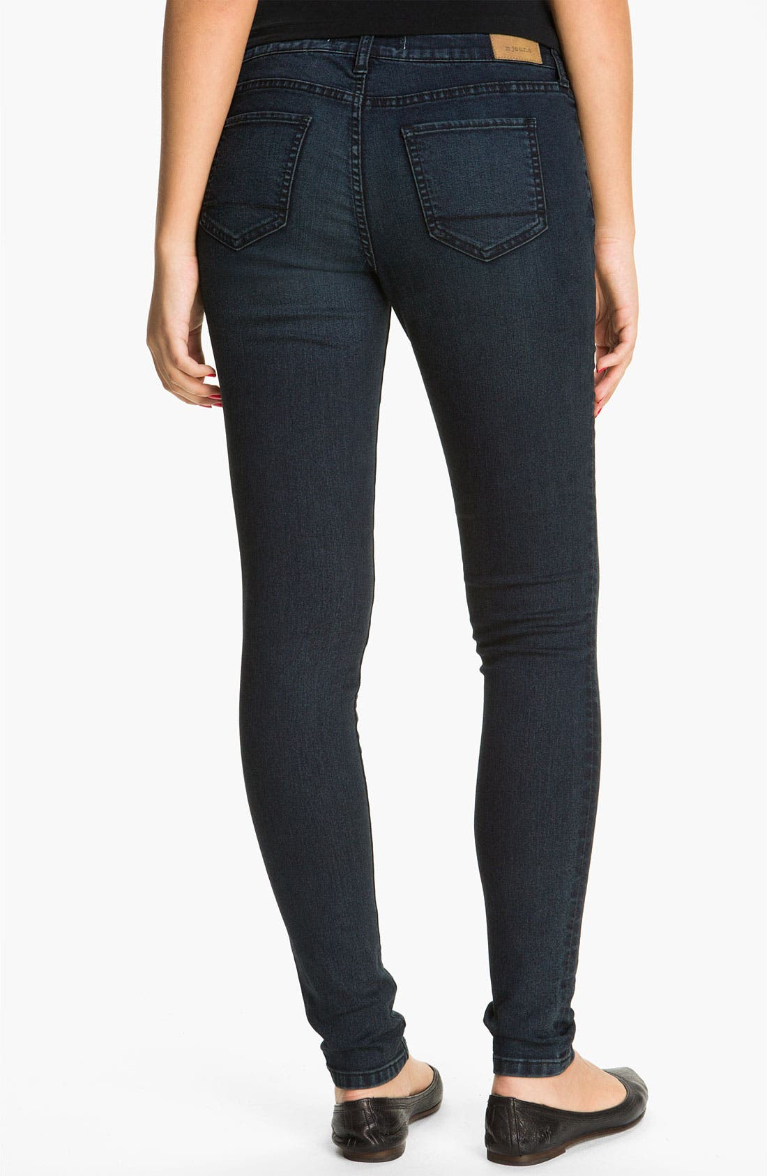 Main Image - r.jeans by Rubbish® Skinny Jeans (Juniors)