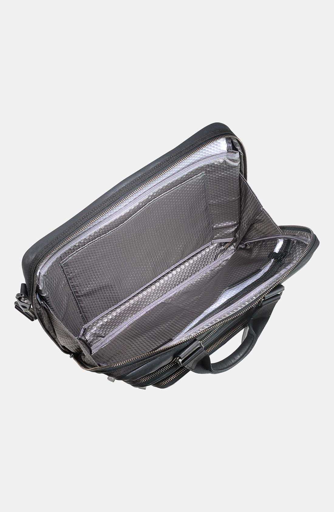 Alternate Image 2  - Tumi 'Alpha Bravo - Yuma' Slim Leather Briefcase