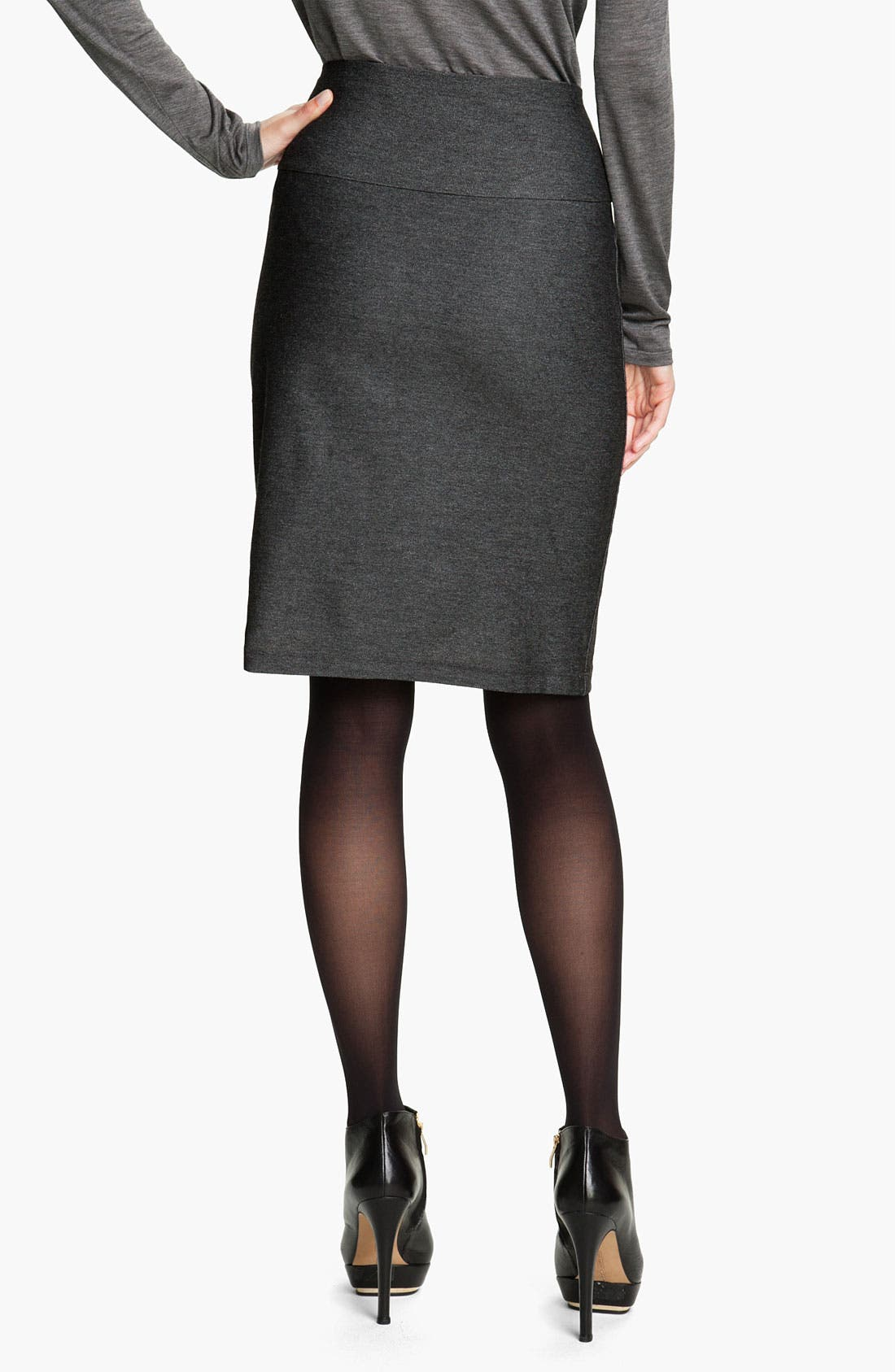 Alternate Image 2  - Eileen Fisher Knit Pencil Skirt