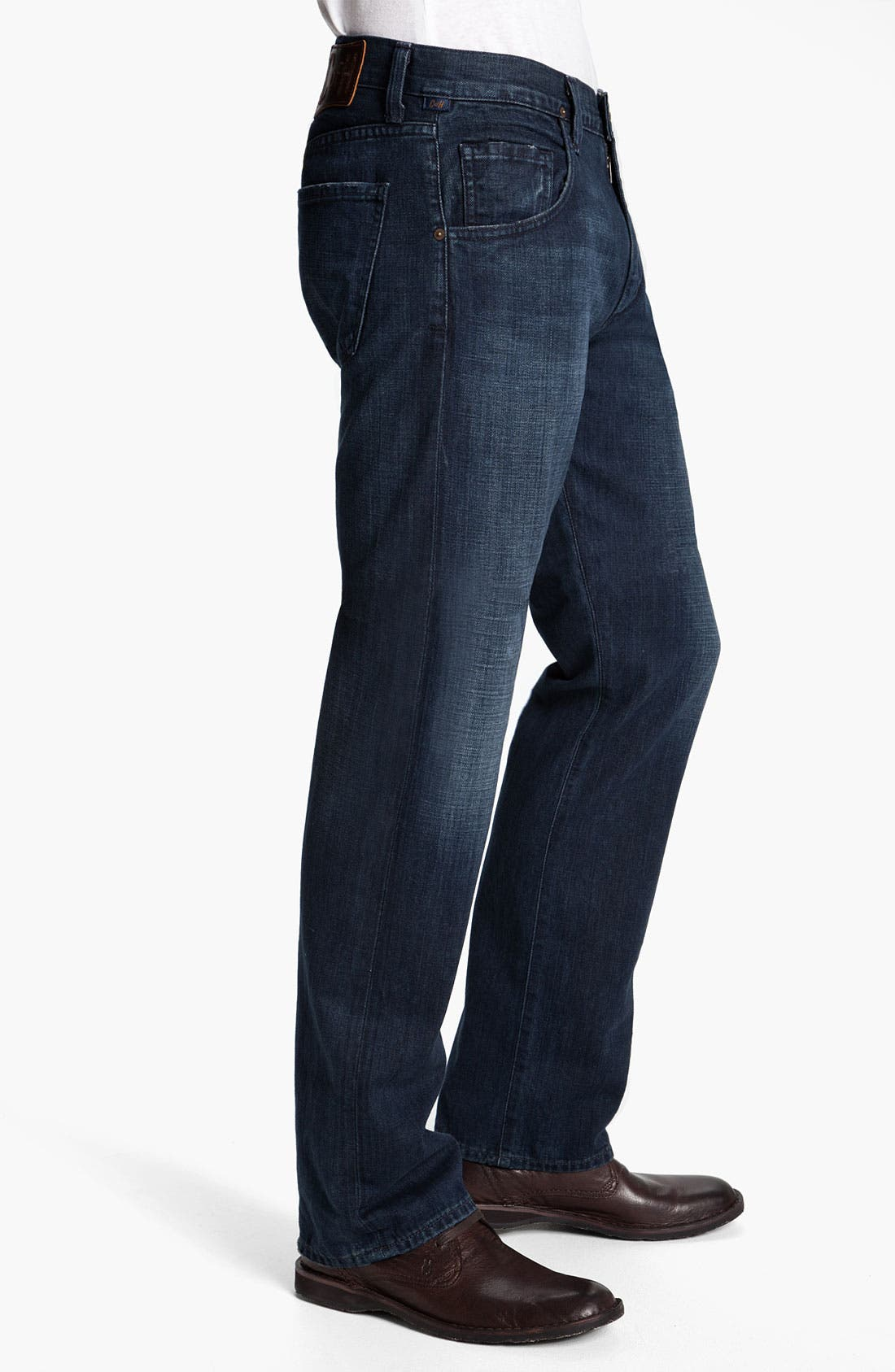 Alternate Image 3  - Citizens of Humanity 'Perfect' Straight Leg Jeans (Frasier)