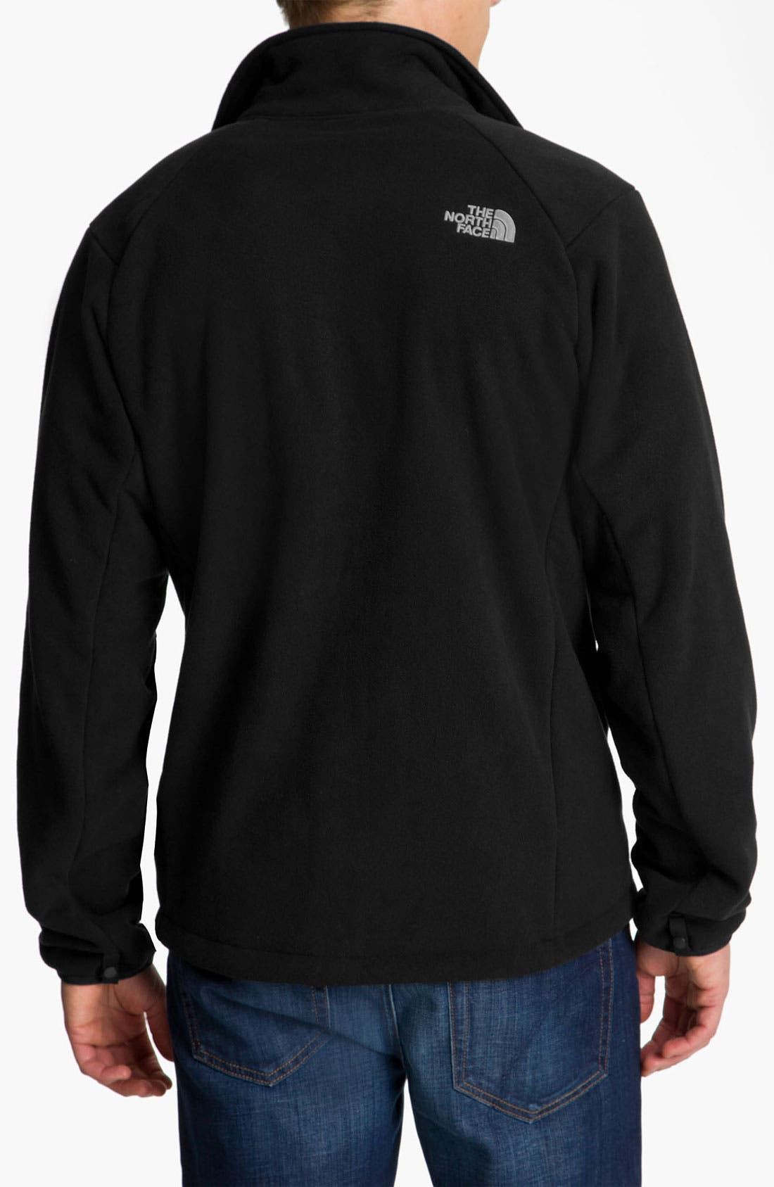 Alternate Image 2  - The North Face 'Angile' Fleece Jacket