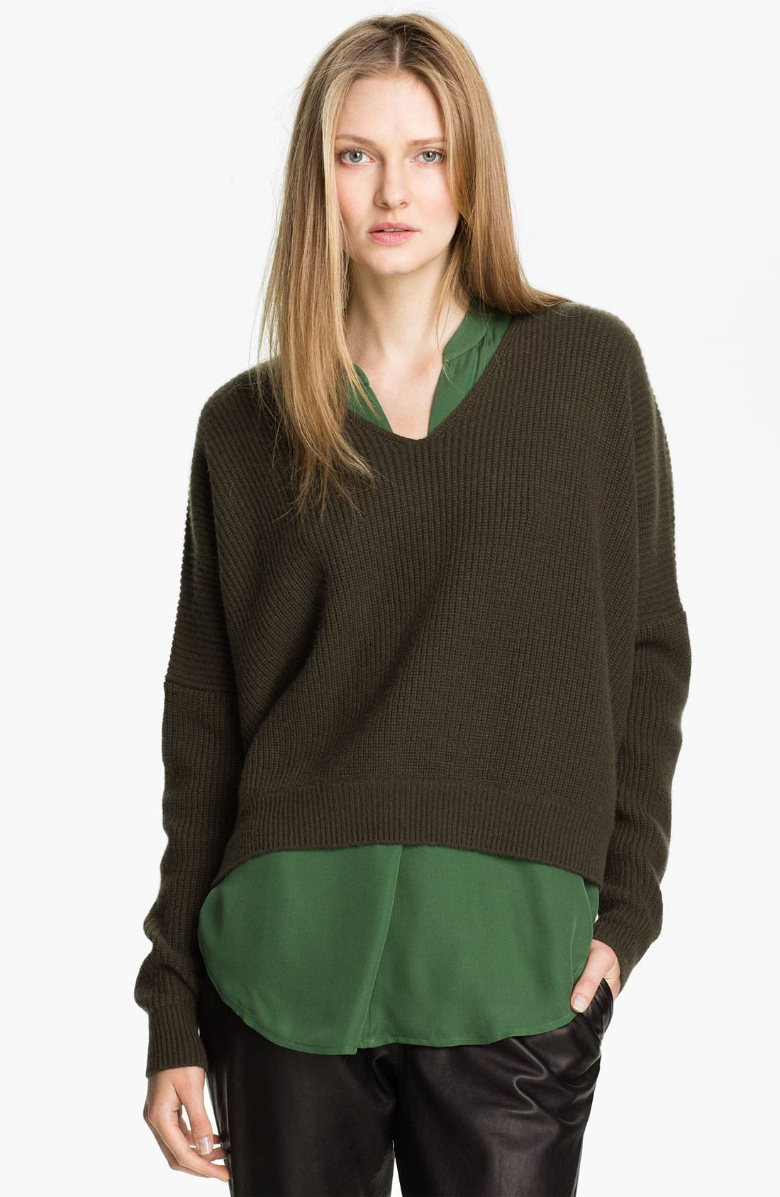 Alternate Image 1 Selected - Vince Slouchy Sweater