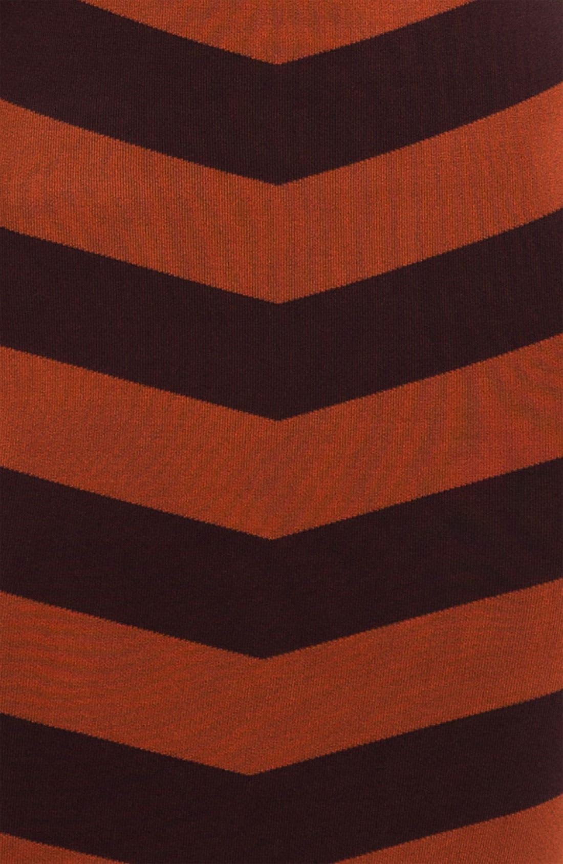 Alternate Image 3  - Ted Baker London Stripe Shift Dress