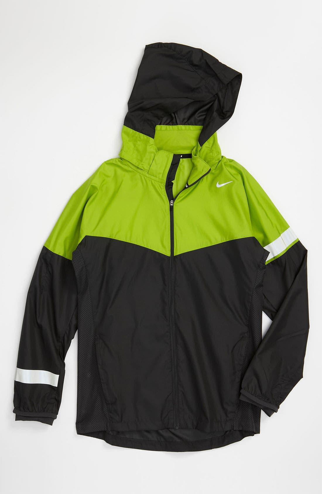 Alternate Image 1 Selected - Nike 'Vapor' Jacket (Big Boys)