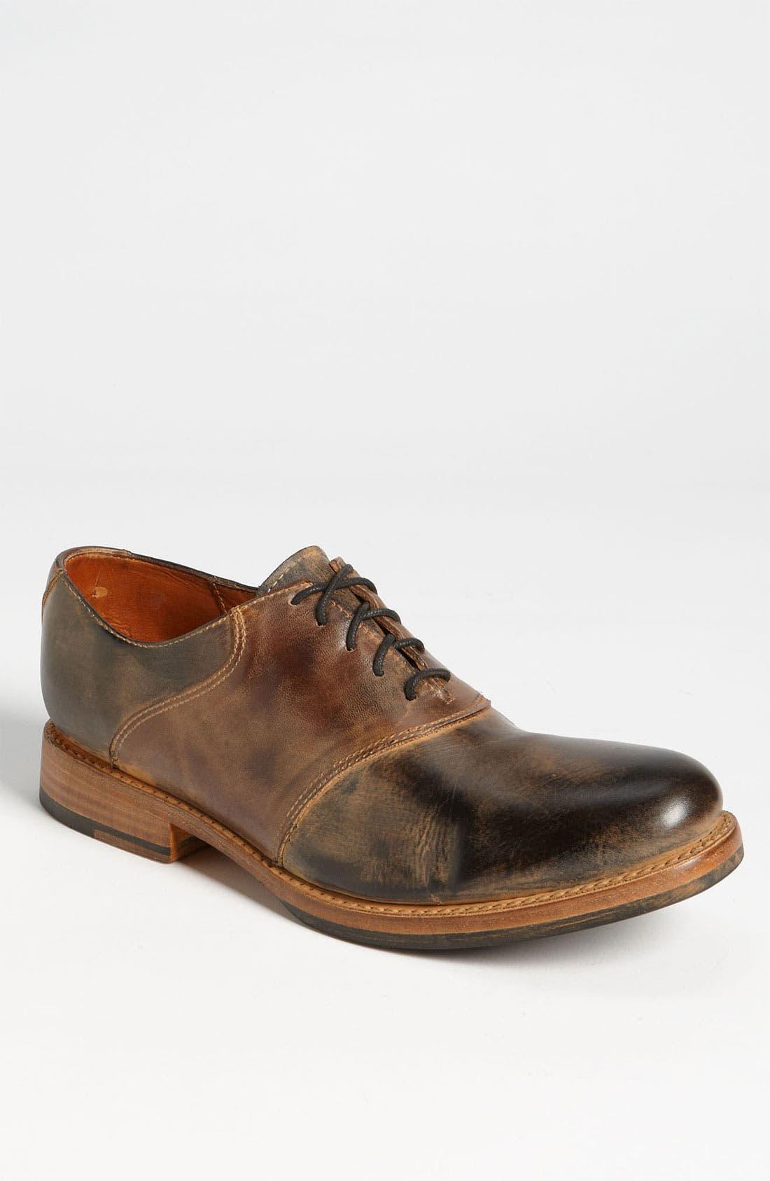 Alternate Image 1 Selected - Bed Stu 'Edison' Cap Toe Oxford (Men)