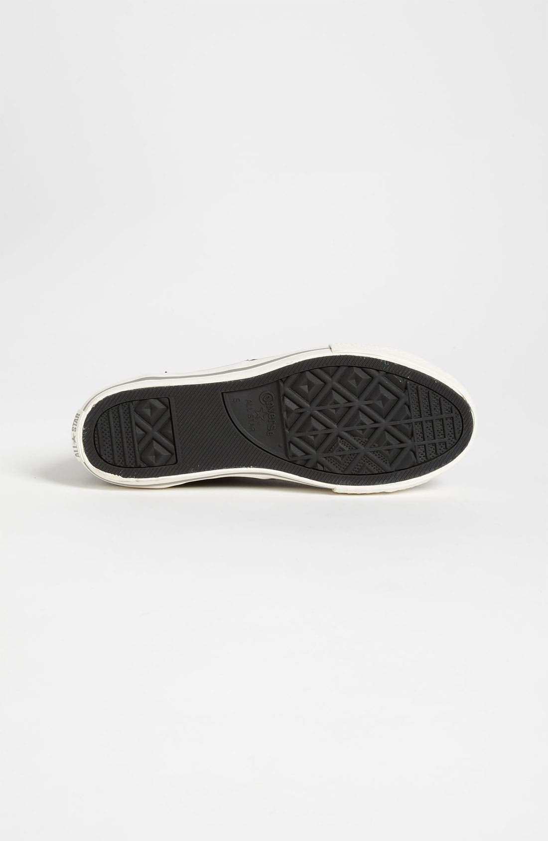 Alternate Image 4  - Converse Chuck Taylor® 'Sneaker Boot' Sneaker (Toddler, Little Kid & Big Kid)