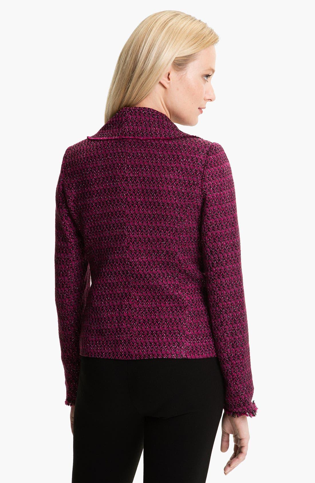 Alternate Image 2  - Bellefleur 'Society' Tweed Jacket
