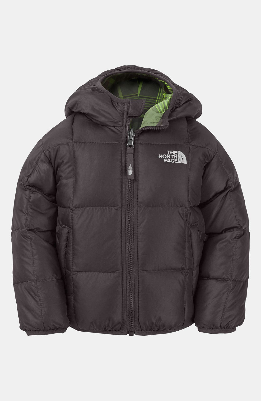 Main Image - The North Face 'Moondoggy' Down Jacket (Toddler)