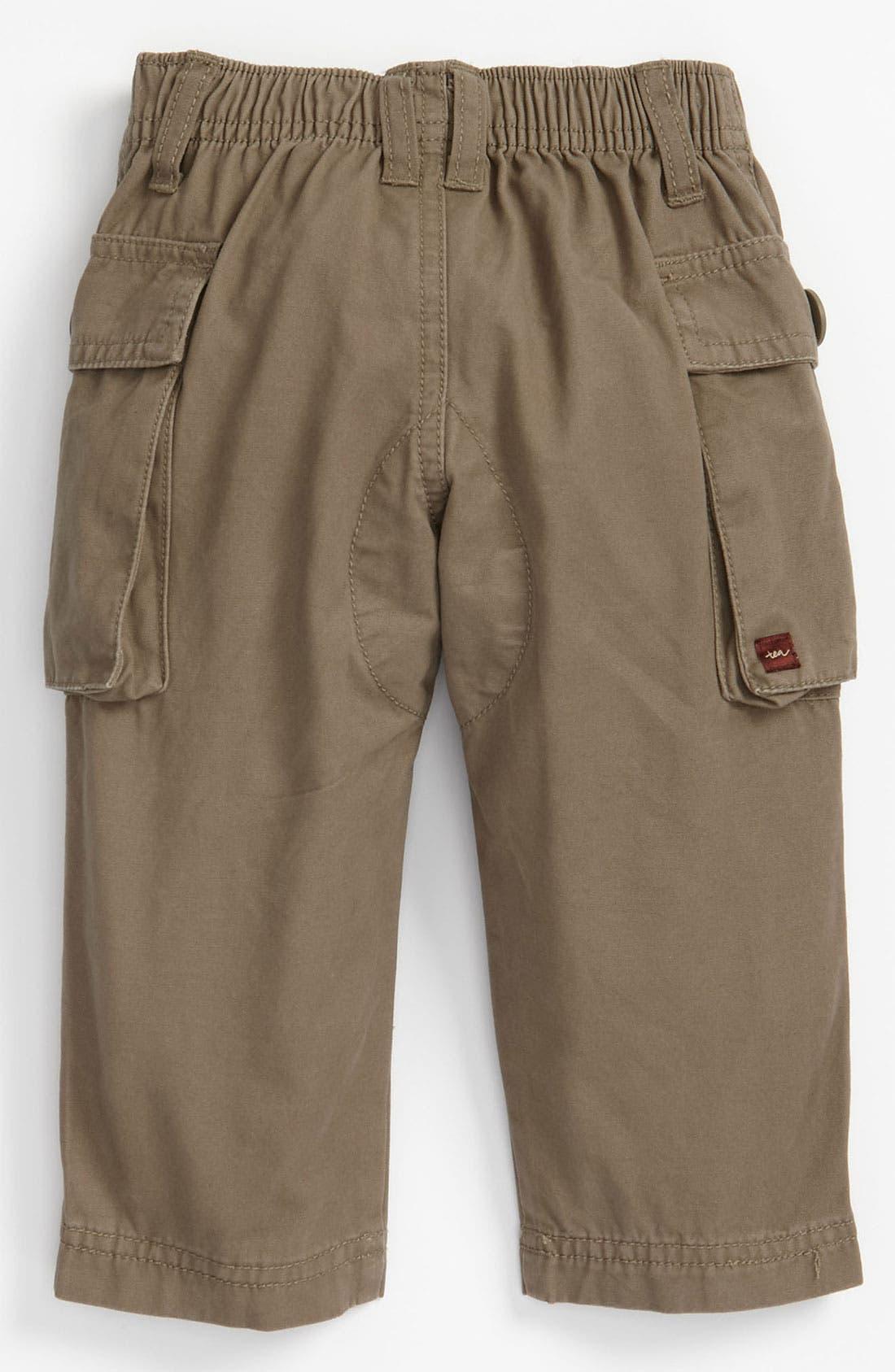 Alternate Image 2  - Tea Collection 'Sejong' Dragon Pants (Infant)
