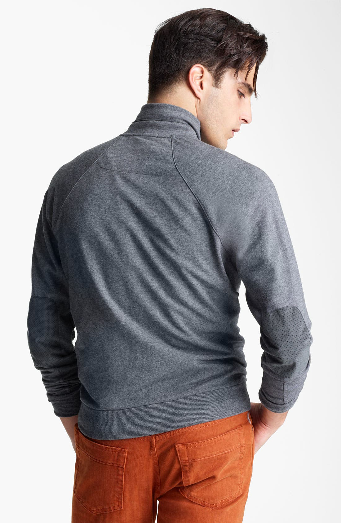 Alternate Image 2  - Zegna Sport Sweatshirt